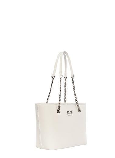 Cengiz Pakel Çanta Beyaz